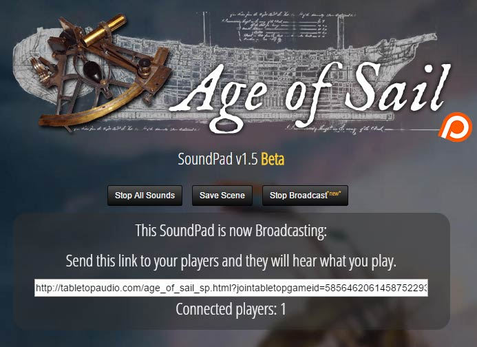 New SoundPad Feature: Broadcast